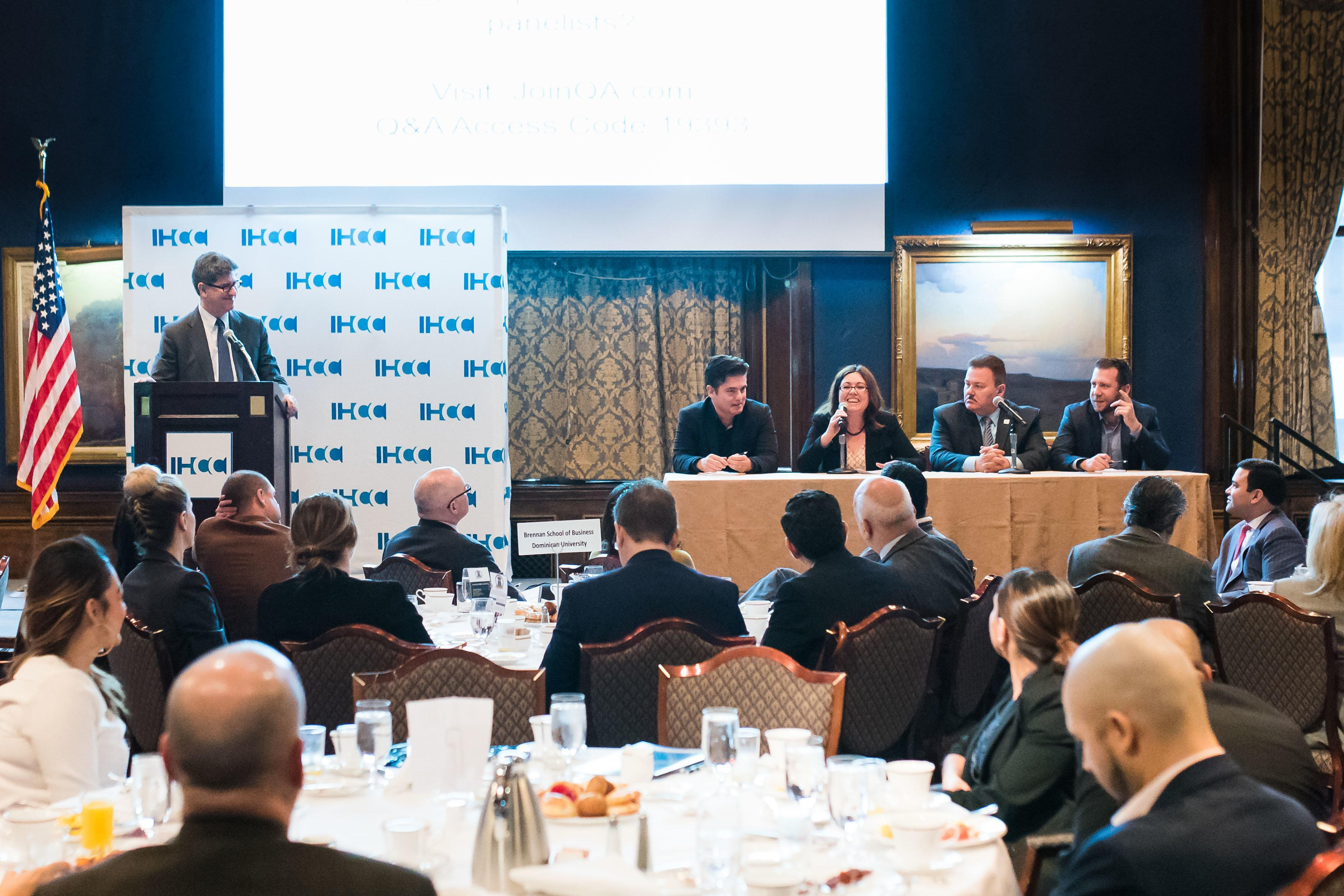 IHCC Procurement Panel & Matchmaking at the F