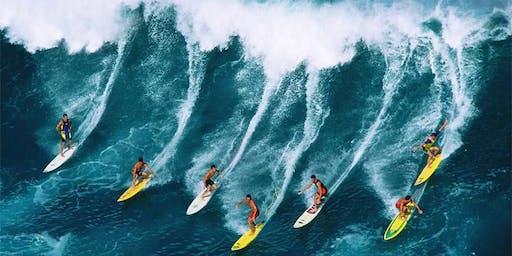 Surfing (including transportation)