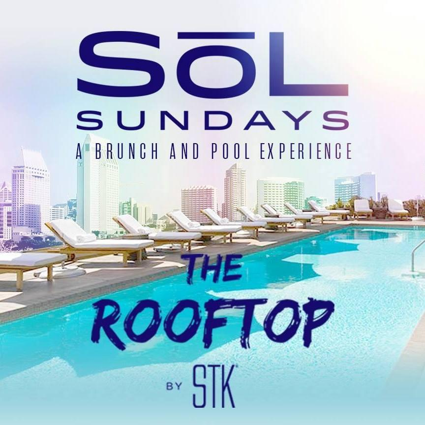 Sol Sundays at Andaz: A Brunch & Pool Experience. Sol Sundays at Andaz: A Brunch & Pool Experience