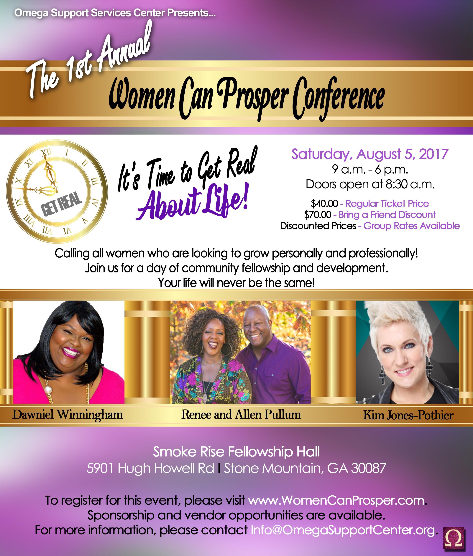 Women Can Prosper 2017