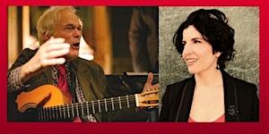 Gene Bertoncini and Melissa Stylianou