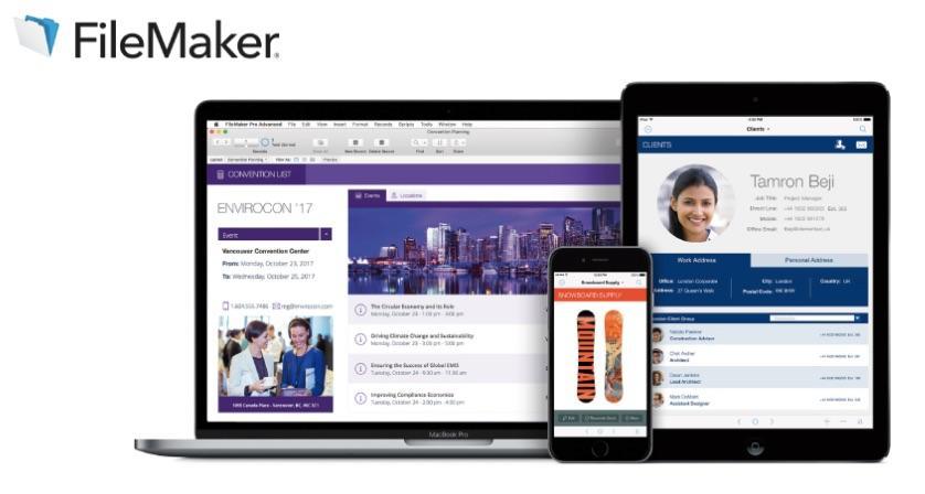 FileMaker - La soluzione per il tuo business