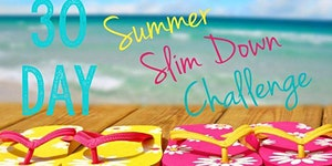 30-Day Summer Slimdown Challenge