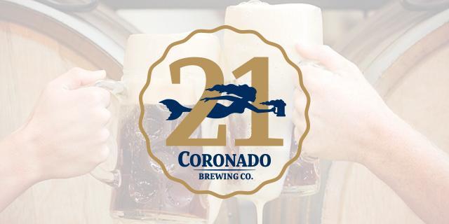 Coronado Brewing 21st Anniversary Celebration. Coronado Brewing 21st Anniversary Celebration