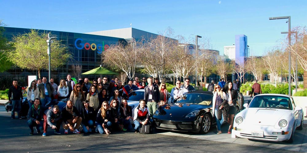 SILICON VALLEY LEGENDS TOUR Tickets Multiple Dates Eventbrite - Silicon valley car show coupons