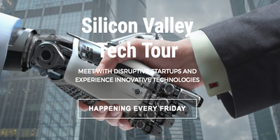 ONE DAY SILICON VALLEY STARTUP & TECH TOUR