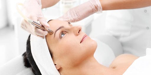 Microdermabrasion Workshop