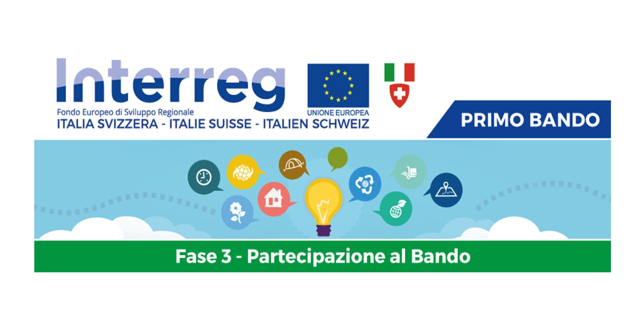 INTERREG V-A -ITALIA SVIZZERA- GIORNATA INFOR