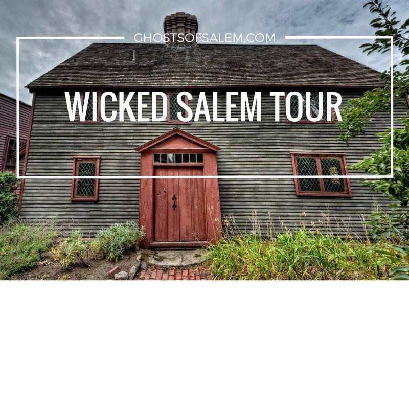 Wicked Salem Tour