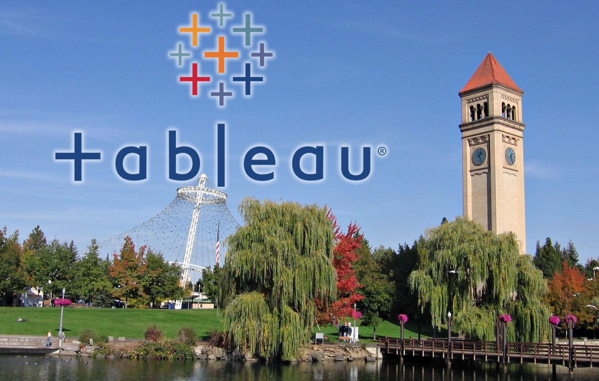 Spokane Tableau User Group