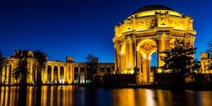 San Francisco Night Photography- Palace of Fine Arts