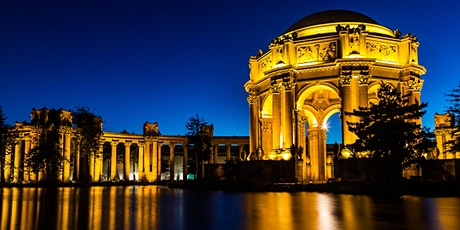 San Francisco Night Photography- Palace of Fine Arts tickets