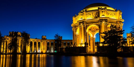 San Francisco Night Photography- Palace of Fine Arts