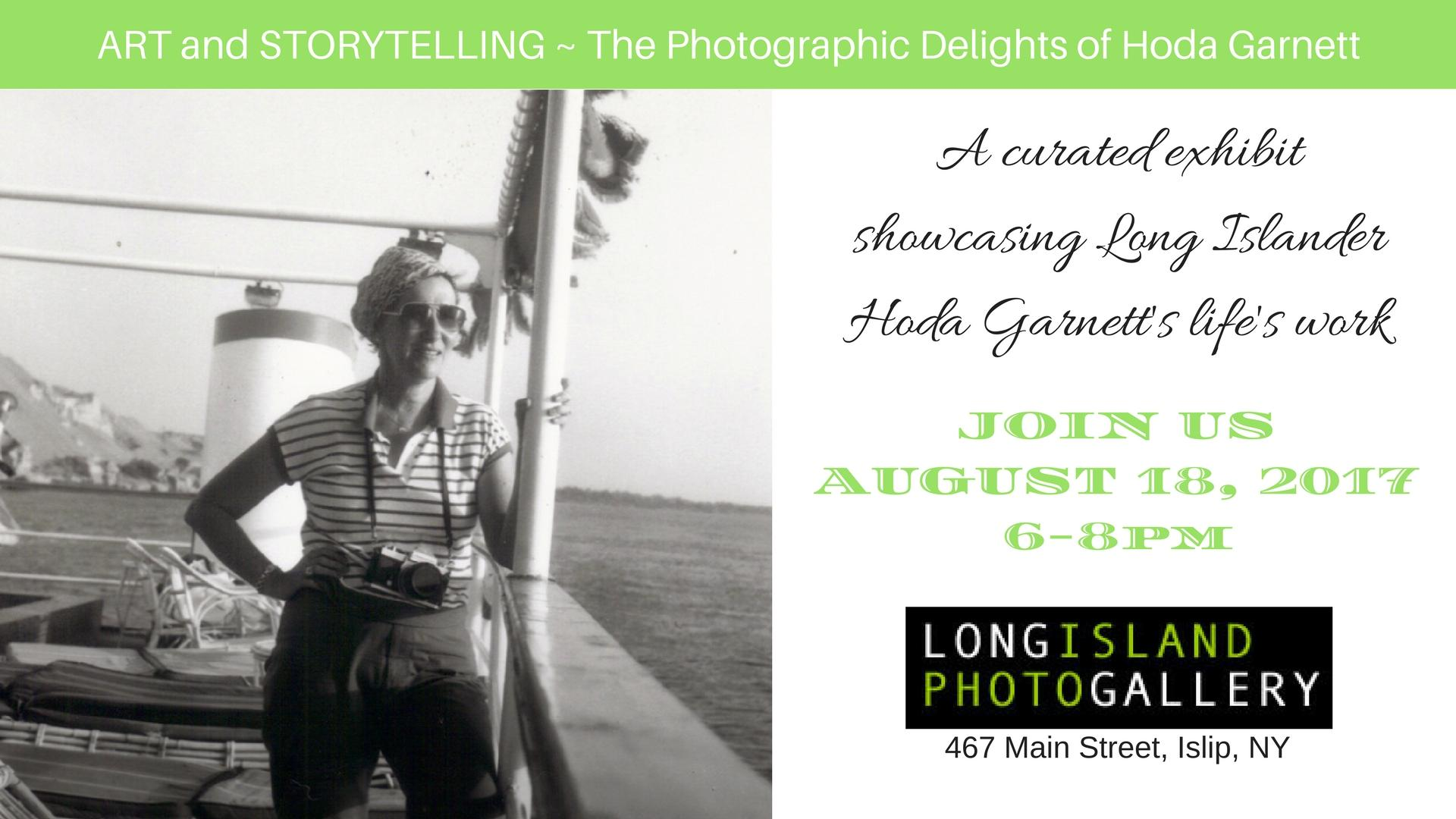 Art & Storytelling: The Photographic Delights