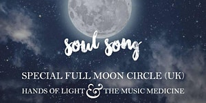 Soul Song Special Full Moon Circle