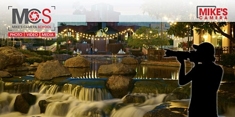 Night Photography at Blackhawk Plaza in Danville tickets
