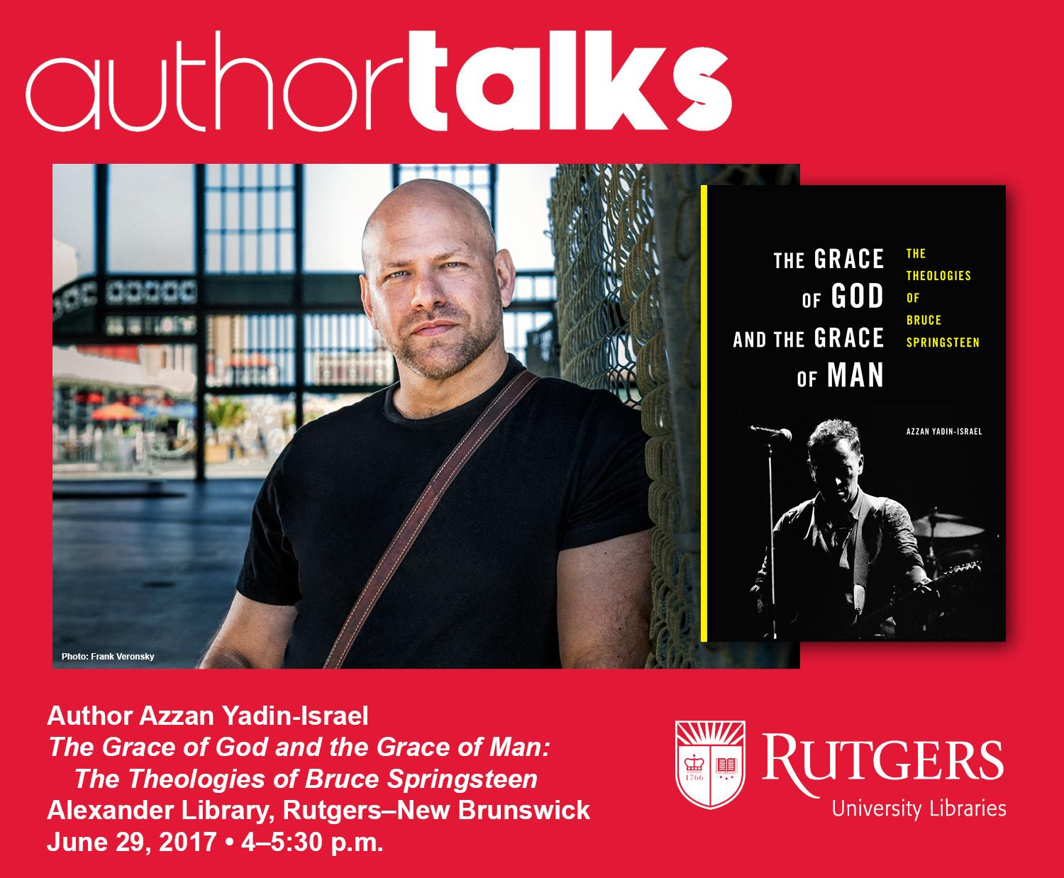 AuthorTalks: The Boss and the Bible