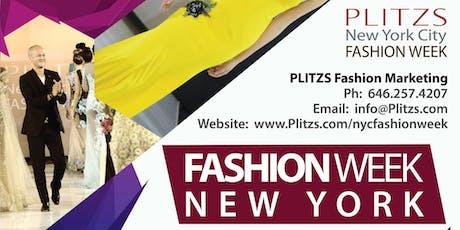 Aspiring Fashion Photographers & Videographers for NY FASHION WEEK SHOWS tickets