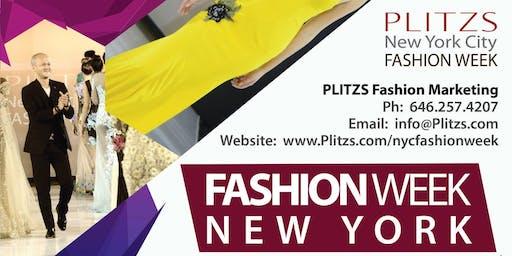 Aspiring Fashion Video/TV Host for Fashion Week Show Interviews/Coverage