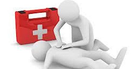 First Aid at Work (Maerdy Hub) tickets