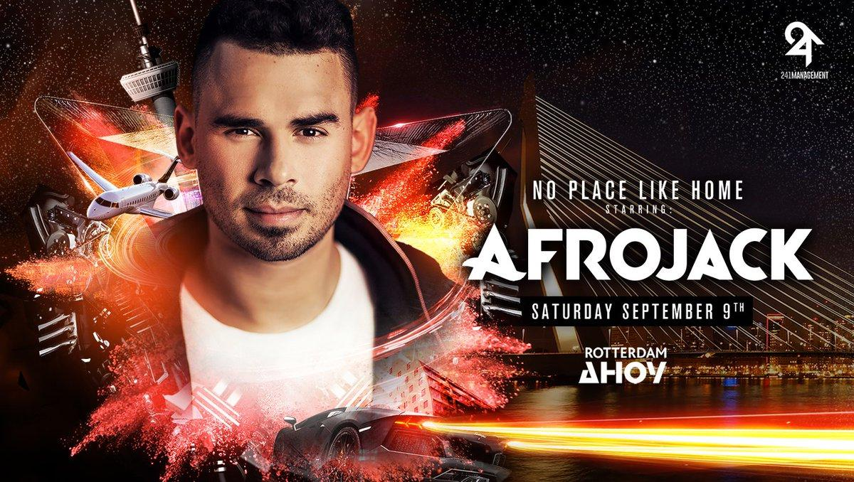 AFROJACK ''BIRTHDAY''