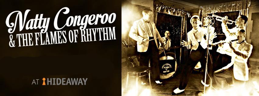 Natty Congeroo and The Flames of Rhythm