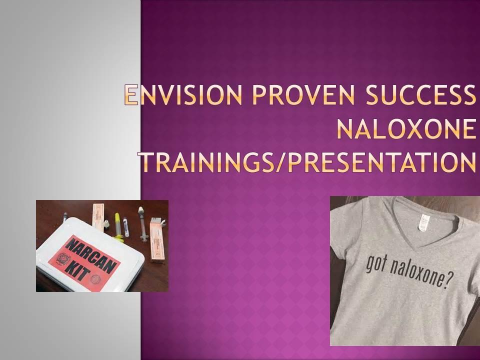 EPS Naloxone Trainings/Presentation