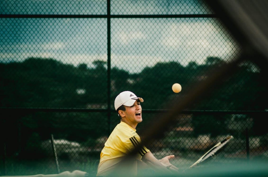 Over the Hill Tennis