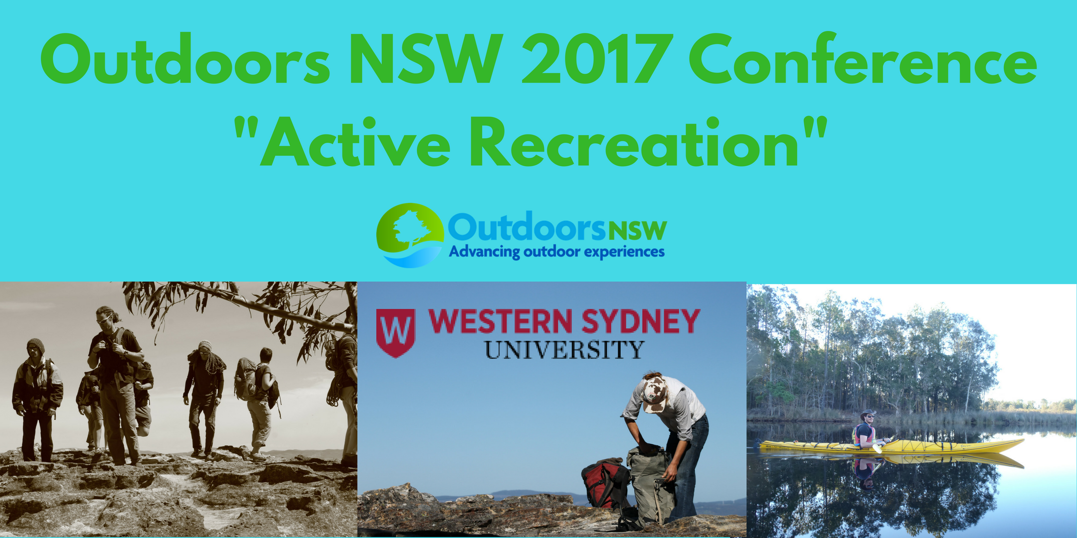 Outdoors NSW 2017 Conference