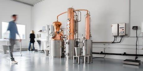 Gin Tasting in der Wayfarer Distillery bei Köln Tickets