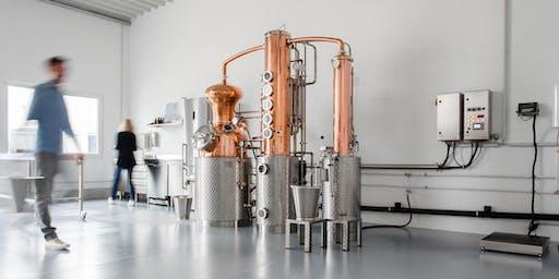 Gin Tasting in der Wanderer Destillerie bei Köln