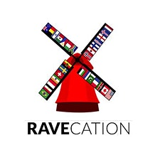 Ravecation logo