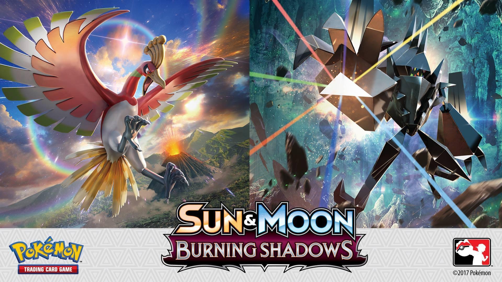 Midnight Sun & Moon—Burning Shadows Prereleas