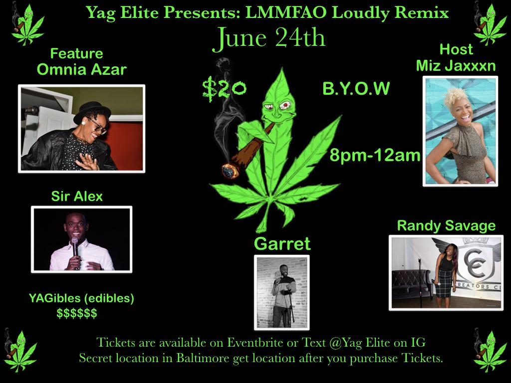 Yag Elite: Presents LMMFAO Loudly Remix