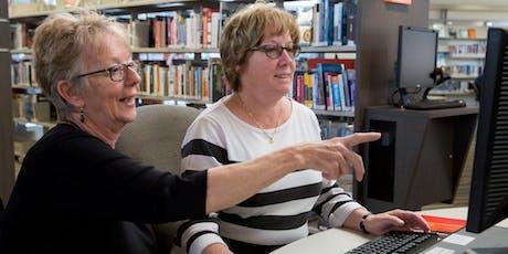 Tech Help & Computer Tutor @ Girrawheen Library tickets