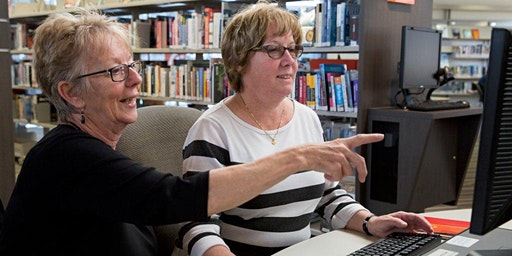 Tech Help & Computer Tutor @ Girrawheen Library