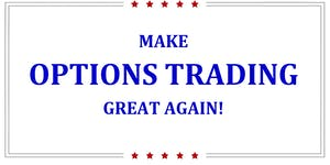 Make Options Trading Great Again !!! (Dallas)