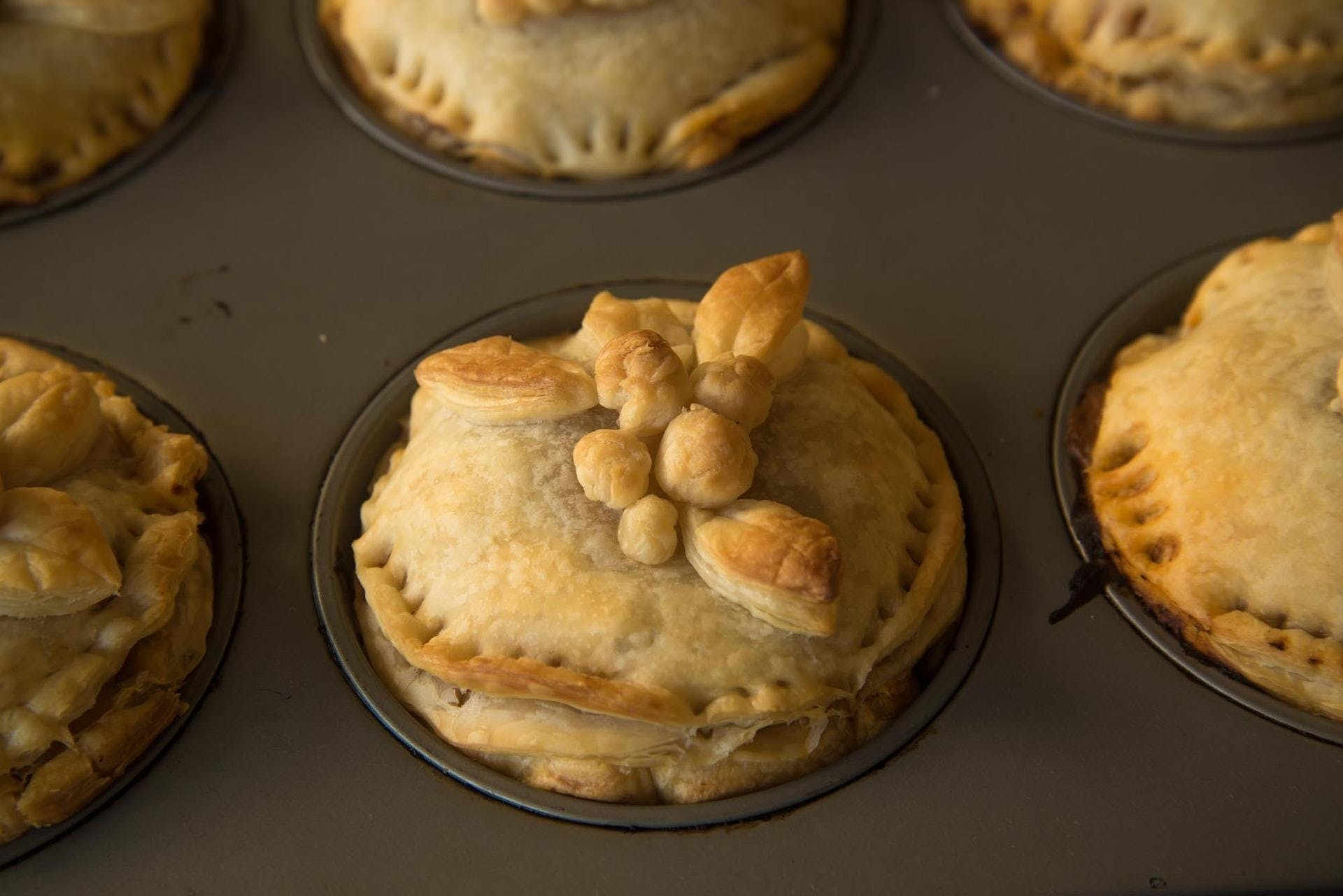 Pastry & Pie Making Class