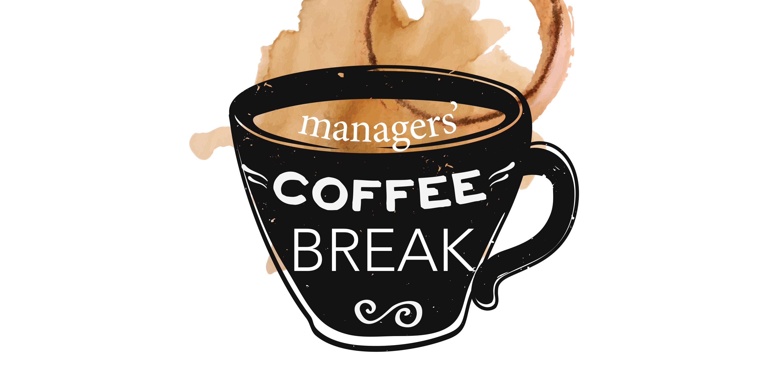 Managers' Coffee Break 'Myth Busting Veteran