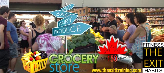 Grocery Store Tour (Special Canada 150 Event)