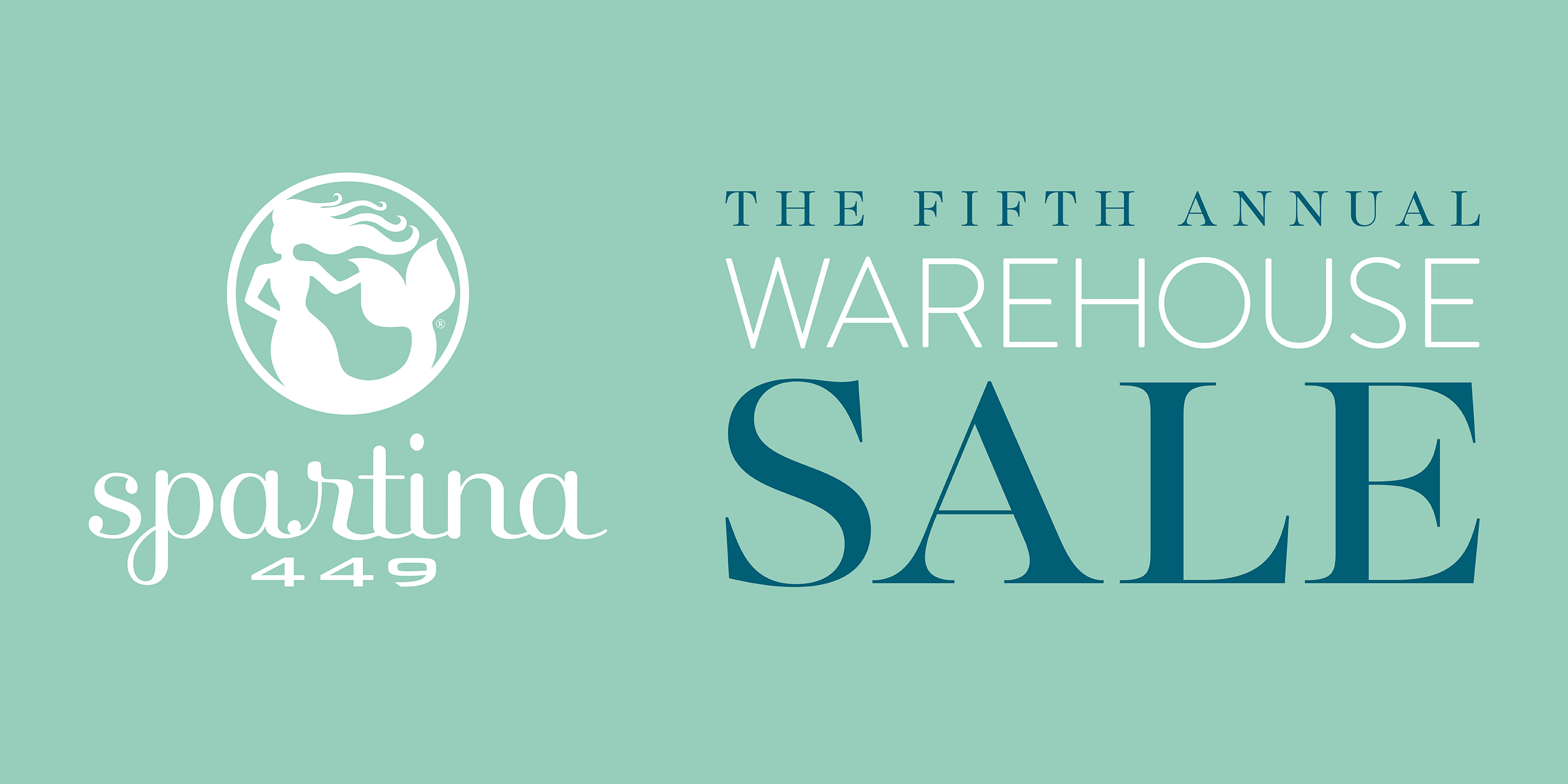 Spartina 449 5th Annual Warehouse Sale