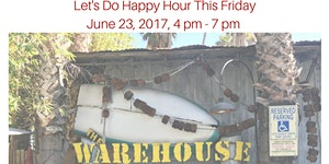 Happy Hour with LA Curly Girls - Warehouse
