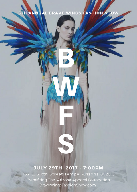 Brave Wings Fashion Show. Brave Wings Fashion Show