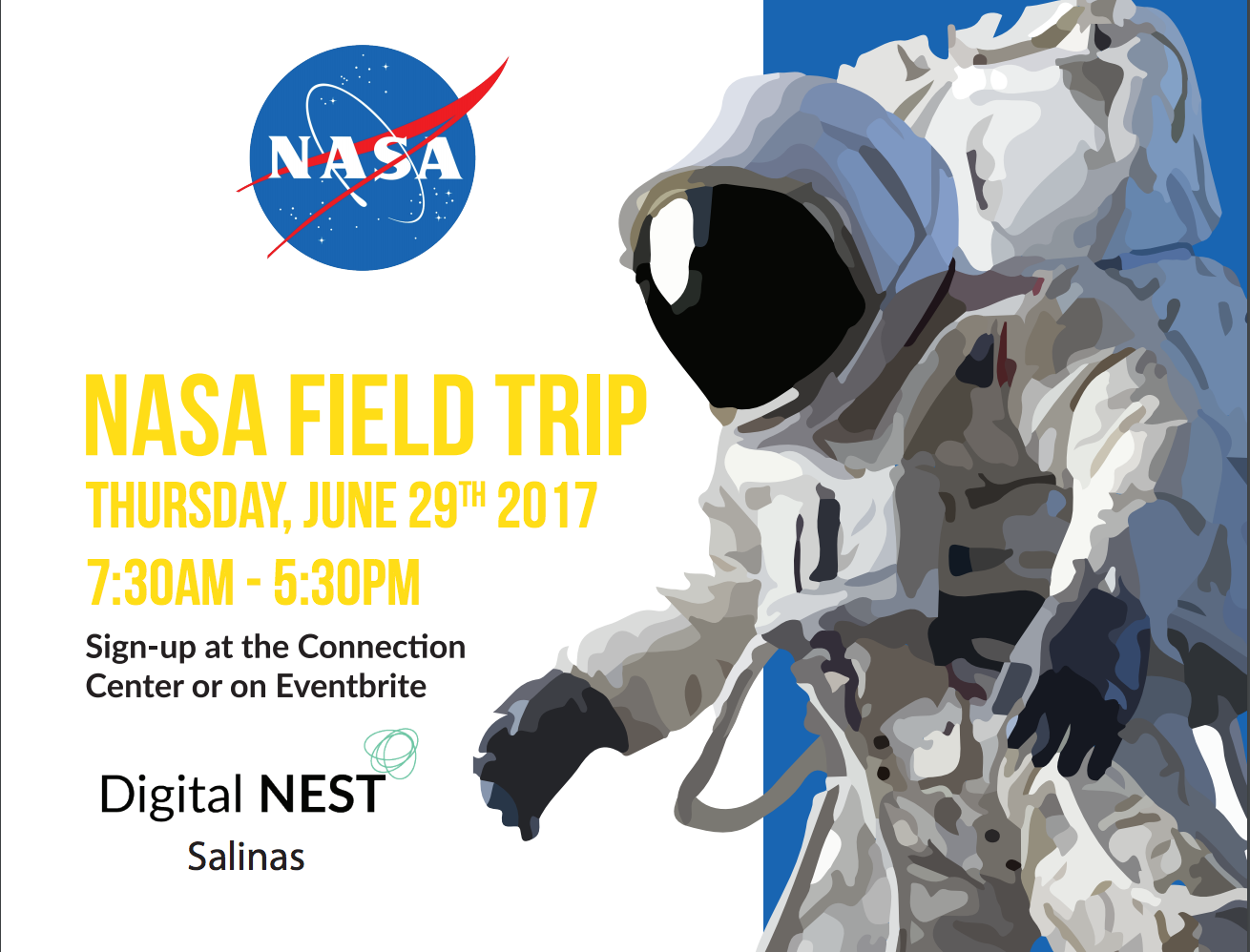 Digital NEST Salinas @ NASA