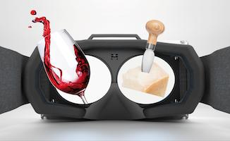 Degustazione guidata di vini e formaggi con tour virtuale