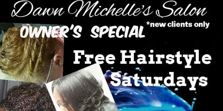 Free Hairstyle EventYOU MUST SCHEDULE AN APPOINTMENT Tickets – How to Make Tickets for an Event Free