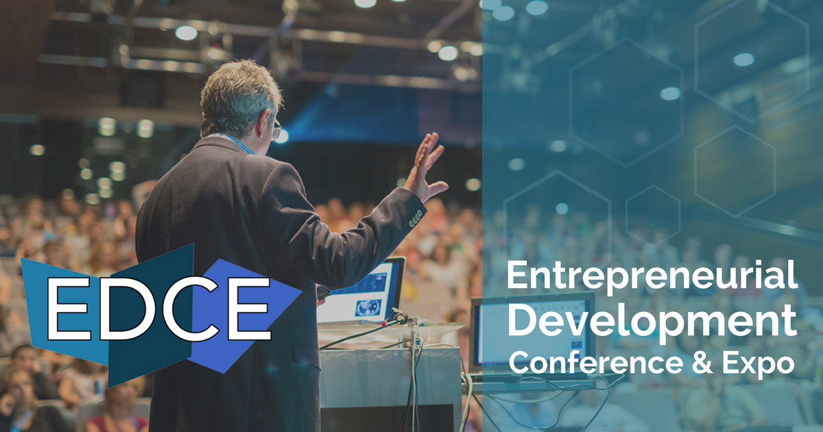 EDCE Entrepreneurial Development Conference &
