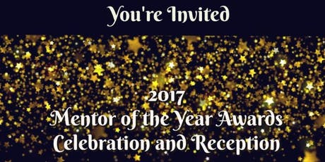 2017 Mentor of the Year Award tickets
