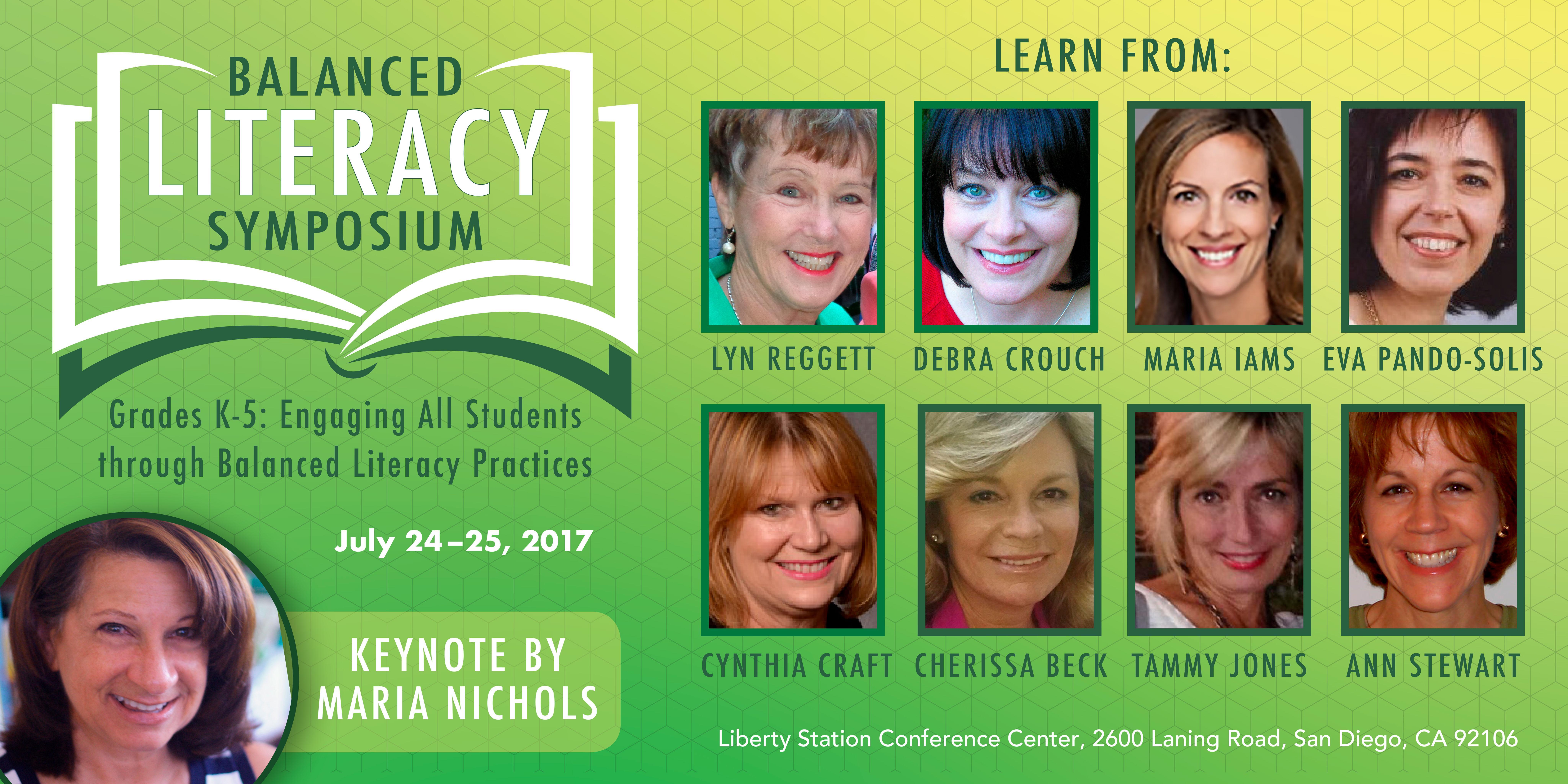 Balanced Literacy Symposium