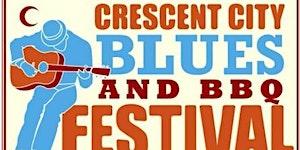 2017 Crescent City Blues & BBQ Festival VIP EXPERIENCE